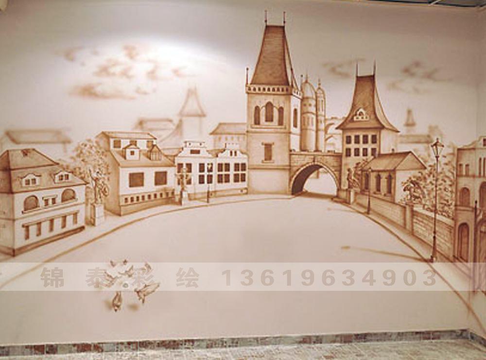 部队军旅文化墙    昆明手绘墙画墙体彩绘制作设计